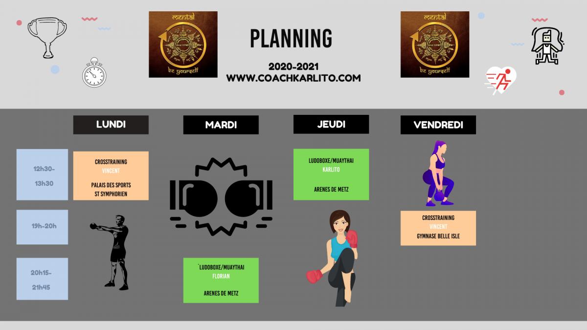 Planning mental